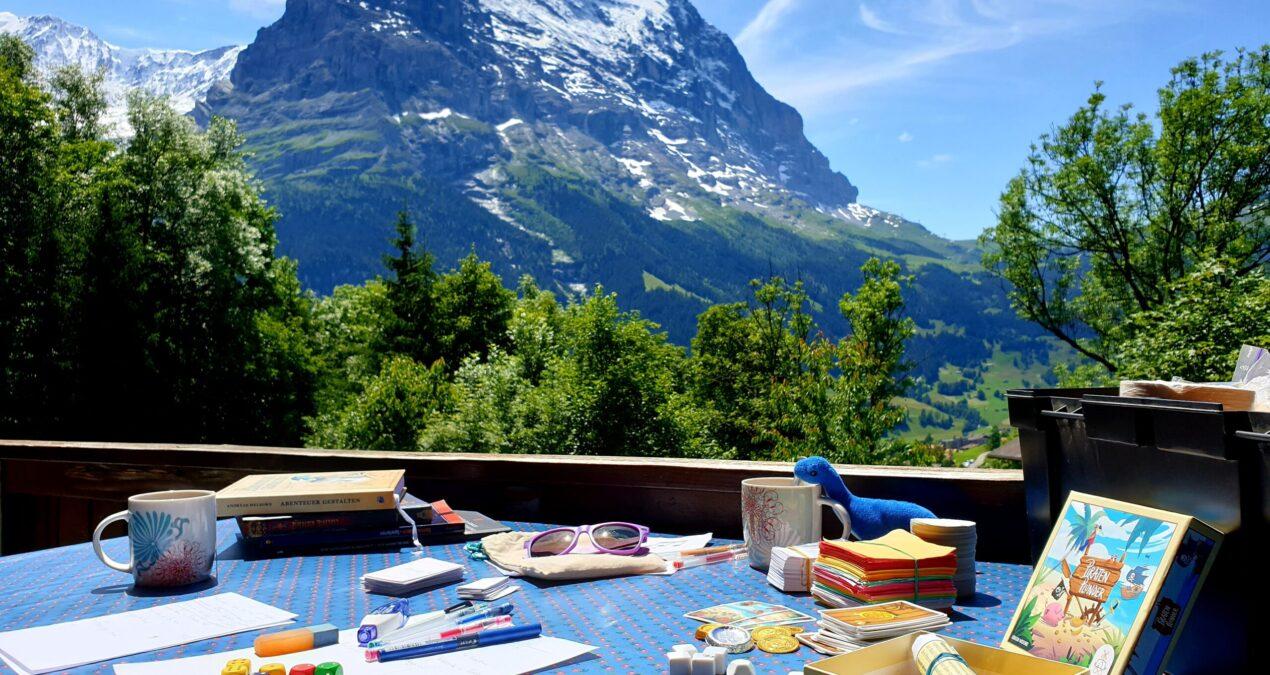 Retraite in Grindelwald